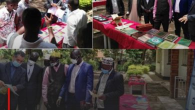 Photo of Exhibition of Quranic products in Uganda