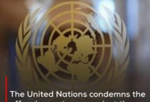 Photo of The United Nations condemns the offensive cartoons against the Muslim community in Minnesota