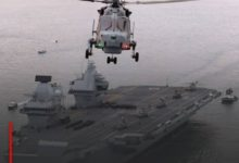 Photo of Under the pretext of fighting terrorism, Britain to send its carrier strike group to Iraq