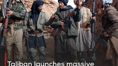 Photo of Taliban launches massive offensive after missed deadline for US troop withdrawal