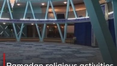 Photo of Ramadan religious activities continue in Islamic centers in Germany