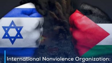 Photo of International Nonviolence Organization: The Palestinian issue is in the priority of the International Day of Living Together in Peace