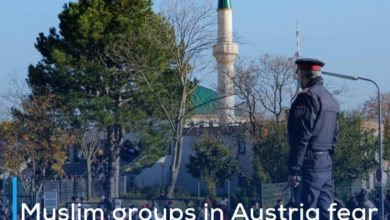 Photo of Muslim groups in Austria fear attacks after government publishes map of mosques