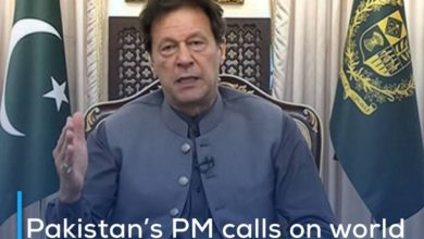 Photo of Pakistan's PM calls on world leaders to take steps against Islamophobia