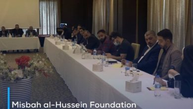 Photo of Misbah al-Hussein Foundation participates in symposium of the Prime Minister's Office on the formation of community dialogue committees in Karbala