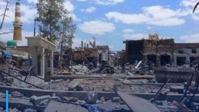 Photo of Saudi coalition targets 303 mosques in Saada within 6 years