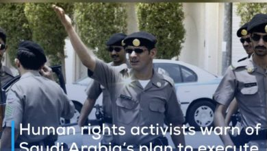 Photo of Human rights activists warn of Saudi Arabia's plan to execute 40 Shia teenagers for their participation in the protests
