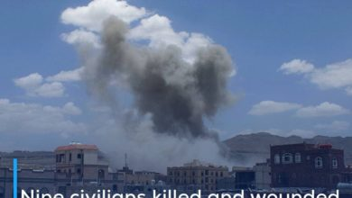 Photo of Nine civilians killed and wounded in Saudi bombing within four hours on Saada