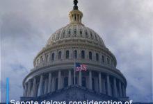 Photo of Senate delays consideration of bill to repeal Iraq war authorization