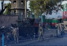 Photo of Taliban terrorists controls a strategic area in northern Afghanistan