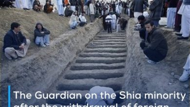 Photo of The Guardian on the Shia minority after the withdrawal of foreign forces from Afghanistan: The situation has become terrifying