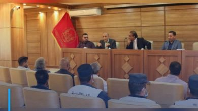 Photo of In cooperation with the UNESCO Chair, symposium on the Speicher crime held in Imam Hussain Holy Shrine