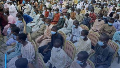 Photo of Gunmen kidnap 120 students in northwest Nigeria, school official says