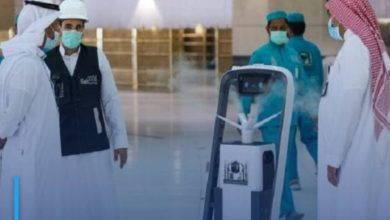 Photo of Mecca Grand Mosque Sees Growing Use of Robots in Serving Pilgrims