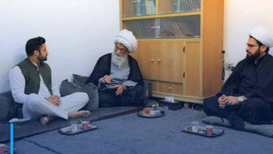 Photo of Grand Ayatollah al-Najafi calls for strengthening relations between Iraq and Pakistan