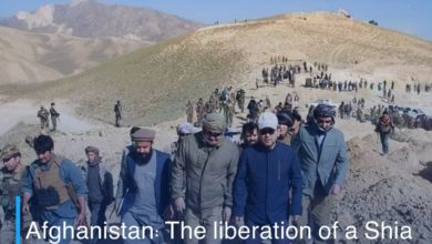 Photo of Afghanistan: The liberation of a Shia town a week after it was captured by Taliban terrorists