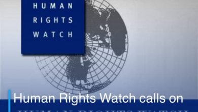 Photo of Human Rights Watch calls on Saudi Arabia to stop sentences issued against women