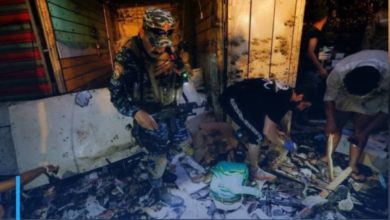 Photo of ISIS terrorist organization claims responsibility for the Sadr City attack
