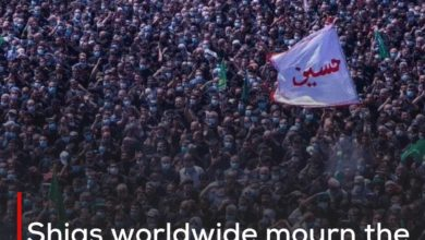 Photo of Shias worldwide mourn the martyrdom anniversary of Imam Hussein