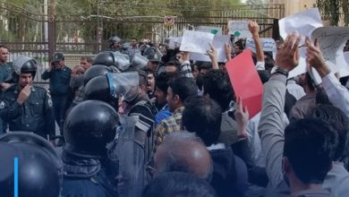 Photo of International Nonviolence Organization calls on Iranian authorities to meet protesters' demands and release prisoners