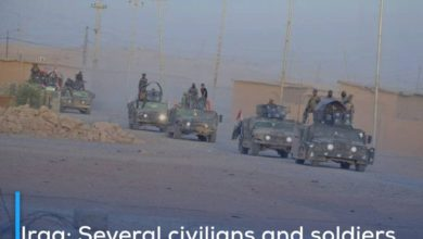 Photo of Iraq: Several civilians and soldiers martyred and wounded in ISIS terrorist attack in Diyala province