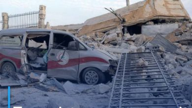 Photo of Terrorist groups commit 37 attacks in Idlib, Syria