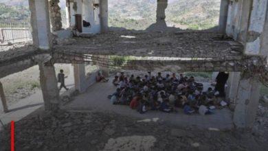 Photo of 8.1m Yemen children need 'emergency' educational aid, UNICEF says