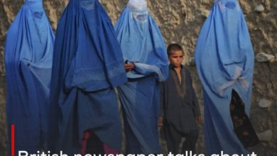 Photo of British newspaper talks about millions of women who will face persecution in Afghanistan