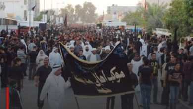 Photo of Bahraini authorities restrict mourning processions under the pretext of spreading the coronavirus