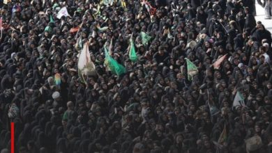 Photo of Karbala witnesses the launch of the Bani Asad Procession to commemorate the burial of the pure bodies