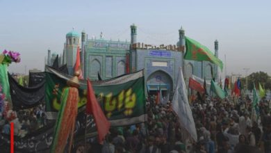 Photo of Afghan Shias commemorate Ashura in Mazar-i-Sharif