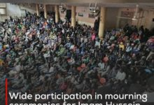 Photo of Wide participation in mourning ceremonies for Imam Hussein, peace be upon him, in Mali