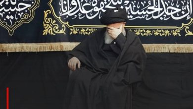 Photo of The house of Grand Ayatollah Shirazi concludes its mourning ceremonies on the Ashura commemoration