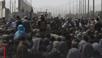 Photo of ISIS terrorist organization seeks to attack the crowds of Kabul Airport