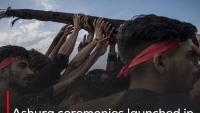 Photo of Ashura ceremonies launched in Jammu and Kashmir with wide participation