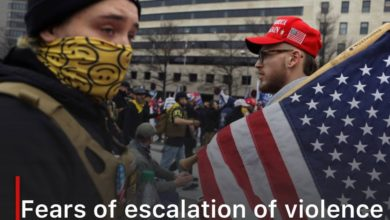 Photo of Fears of escalation of violence by far-right groups in America after the fall of Kabul