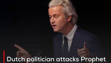Photo of Dutch politician attacks Prophet Muhammad, peace be upon him, and calls for the prevention of Afghan refugees