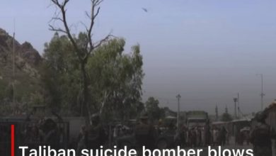 Photo of Taliban suicide bomber blows himself up in Pakistan; 4 killed, 20 injured