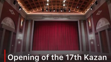 Photo of Opening of the 17th Kazan International Festival of Muslim Cinema