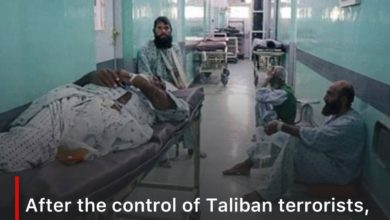 Photo of After the control of Taliban terrorists, WHO confirms that 90% of the medical centers in Afghanistan are threatened with closure