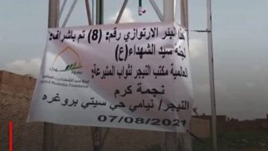 Photo of Niger: Sayyed al-Shuhada Committee digs new wells to provide safe drinking water for poor families