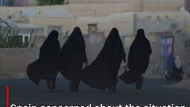 Photo of Spain concerned about the situation of Afghan women under the terrorist Taliban government
