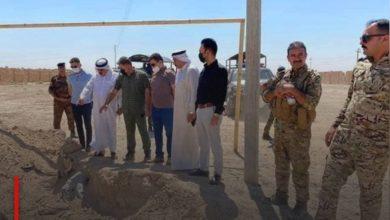 Photo of Iraq: Mass grave found in Anbar