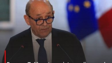 Photo of France: Taliban terrorists are liars and we will not have any relations with their declared government