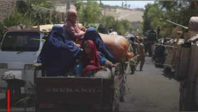 Photo of Reports reveal the forced displacement of residents in the Shia Hazara areas of Afghanistan