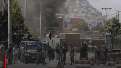 Photo of Five people killed in a shooting attack and 4 explosions in the city of Jalalabad, eastern Afghanistan
