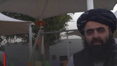 Photo of Taliban Foreign Minister: I don't know the meaning of human rights