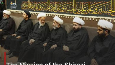 Photo of The Mission of the Shirazi Religious Authority in Karbala continues its activities on Arbaeen