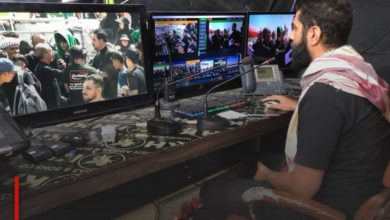 Photo of Imam Hussein Media Group succeeds in transmitting the ceremonies of the Arbaeen Pilgrimage