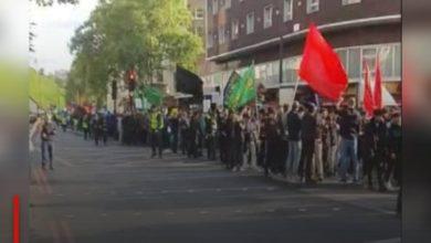 Photo of The British capital witnesses a massive Arbaeen walk